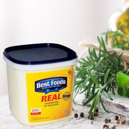 Xốt Mayonaise Best Foods Real 3 Lít