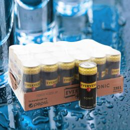 Nước Evervess Tonic 330ml*24 Lon