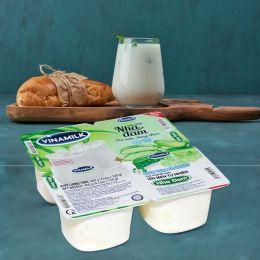 Sữa chua Vinamilk nha đam lốc 4 hộp*100g