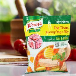 Hạt Nêm Knorr Thịt Thăn Xương Ống Và Tủy 900G