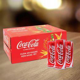 Coca Cola 330ml*24 Lon