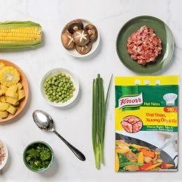Hạt Nêm Knorr Thịt Thăn Xương Ống Và Tủy 5kg
