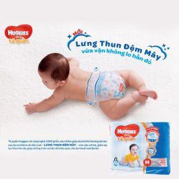 Tã Quần Huggies Dry Pants M22