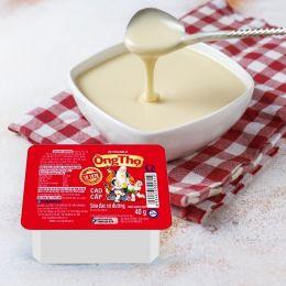 Sữa Đặc Vỉ Nhựa Ông Thọ Đỏ 40g*12 Vỉ