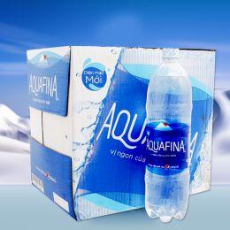 Nước Tinh Khiết Aquafina Thùng 12 Chai X 1.5L