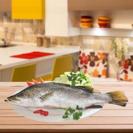 Cá Chẽm (Tươi) 1.7-3.0kg/Con