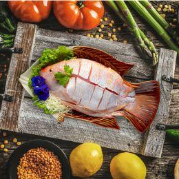 Cá Diêu Hồng Sống Làm Sạch 0.5-07kg/Con