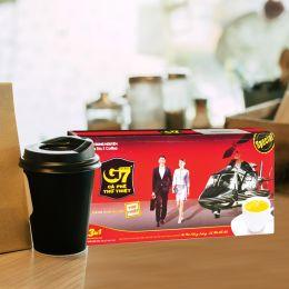 Cà Phê Sữa Hòa Tan G7 3In1 Túi 21 Gói*16G