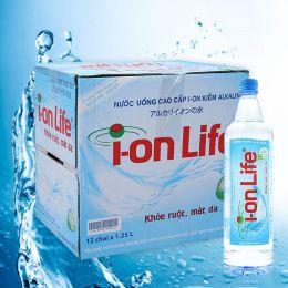 Nước Uống I-On Life 1.25l*12 Chai