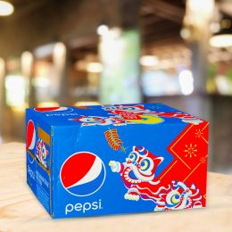Nước Ngọt Peepsi Cola 390ml*24 Chai