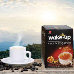 Café Wake Up Hương Chồn 17G*18 Gói