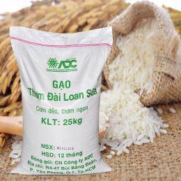 Gạo Thơm Đài Loan Sữa ADC 25kg