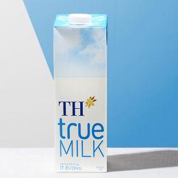 Sữa tươi tiệt trùng TH ít đường 1L