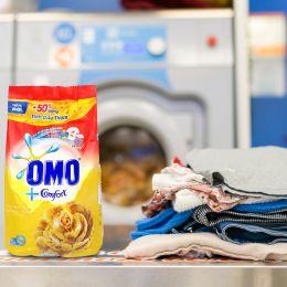 Bột Giặt Omo Comfort Tinh Dầu Thơm 720G