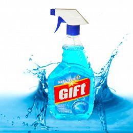 Nước Lau Kính Gift Sắc Biển 800ml