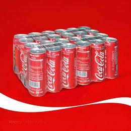 Nước Ngọt Coca Cola Vị Nguyên Bản 330ml*24 Lon