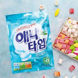 Kẹo Lotte Anytime hương bạc hà 60g