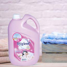 Nước Xả Vải Hygiene Hồng 3.5 Lít