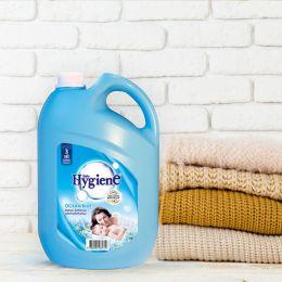 Nước Xả Vải Hygiene Xanh 3.5 Lít