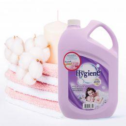 Nước Xả Vải Hygiene Tím 3.5 Lít