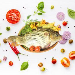 Cá Chép Giòn (Sống) 1-3 kg/Con