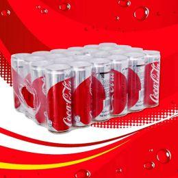 Nước Ngọt Coca Light Sleek 330ml*24 Lon