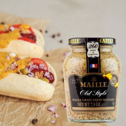 Mù Tạt Oldstyle Hiệu Maille 845g