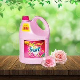 Nước Giặt Surf Cỏ Hoa Diệu Kì 3.8Kg