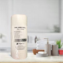Giấy Vệ Sinh Jumbo Roll Eco Saigonpaper 2 Lớp*5 Cuộn*235m*700g