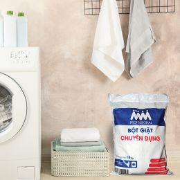 Bột Giặt Chuyên Dụng MM 15kg