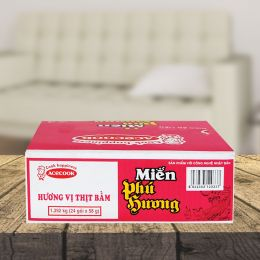 Miến Thịt Bầm Phú Hương Ace 58G*24