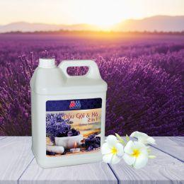 Dầu Gội Và Dầu Xả MM Professional 2 In 1 Hương Lavender 5kg