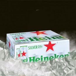 Bia Heineken Silver Thùng 330Ml*24 Lon