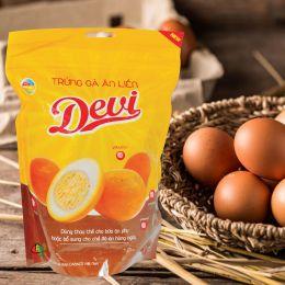 Trứng Gà Ăn Liền DEVI 10 Quả