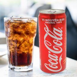 Nước ngọt Coca Cola Sleek 320ml