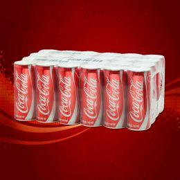 Nước Ngọt CoCa CoLa Sleek 320ml*24 Lon
