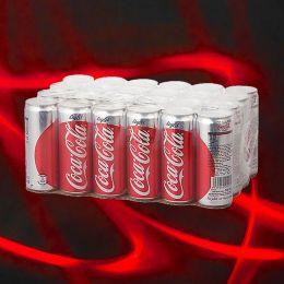Nước Ngọt Coca Light Sleek 320ml*24 Lon