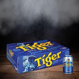Bia Tiger 330ml*24 Lon