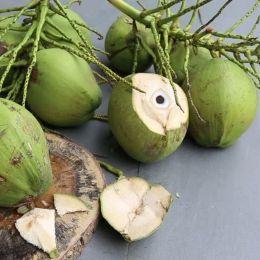Dừa Xiêm Gọt 700g Up/Trái