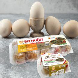 Trứng bắc thảo Ba Huân hộp 10