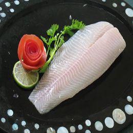 Cá Lóc Bông Filet Không Da 0,3kg Up