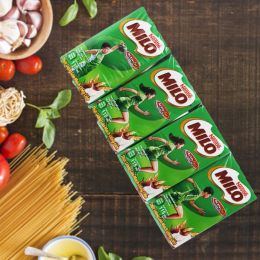 Sữa Lúa Mạch Nestle Milo Activego Lốc 4 Hộp X 115ml