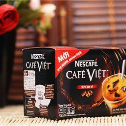 Cafe Nescafe Việt 16G*15 Gói