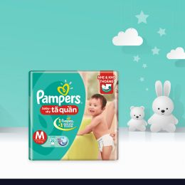 Tả Quần MD 22S PAMPERS